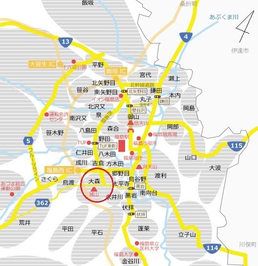 不動産屋さんに聞いた!福島市内の家賃相場とファミリー世帯におすすめの地域4選の画像