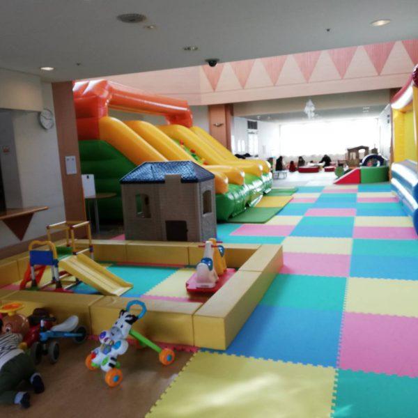 子どもと今日はどこへ行こう!?福島市の屋内遊び場ついて調べてみました!その①の画像