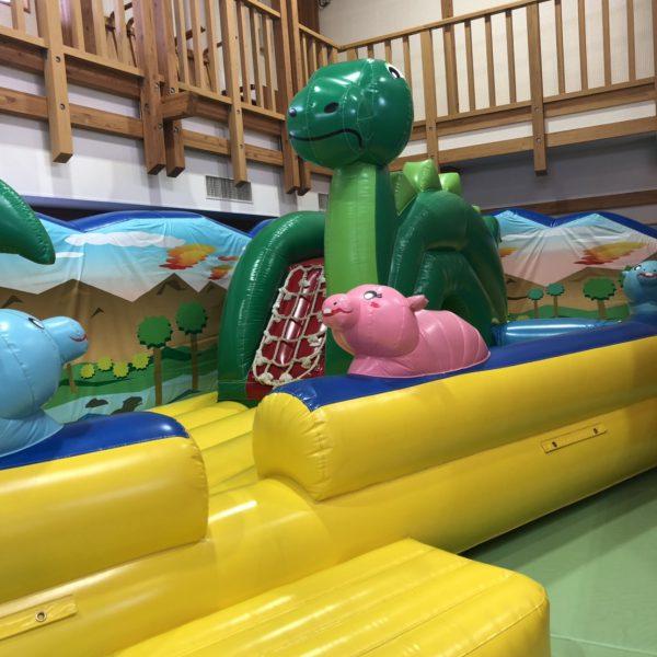 子どもと今日はどこへ行こう!?伊達市の屋内遊び場について調べてみました!その①~パレオパーク~の画像