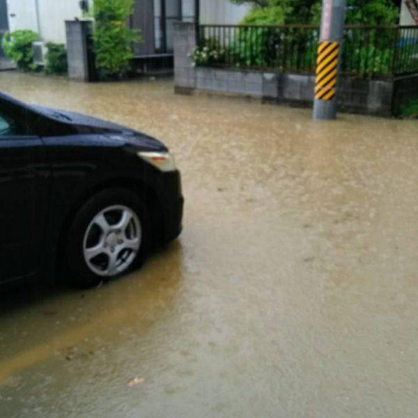 もしもの時は大丈夫!?郡山市の水害防災対策について調べました!の画像
