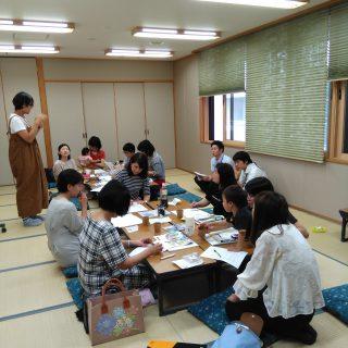 【参加者募集】2020.3.13 転入女性のしゃべり場tenten cafe@如春荘(福島市)の画像