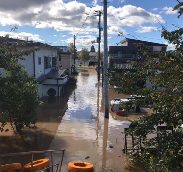 台風19号・福島県内の状況について(10/13)(Bridge for Fukushima×tenten共同プロジェクト)の画像