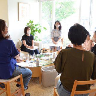 【参加者募集】2020.10.24 tenten cafe(大人会)@福島市 supported by 積水ハウスの画像