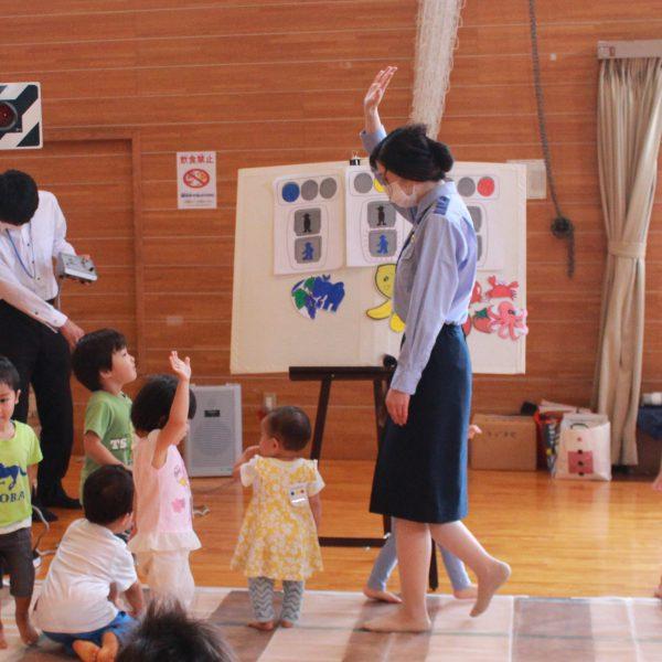 福島市民対象の「幼児交通安全クラブ」で、道路での子どもの「ヒヤリ」を減らそう!の画像