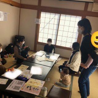 【開催報告】2021.1.14 tenten mama cafe@福島市の画像