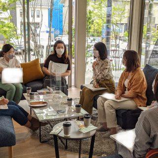 【開催報告】2021.6.19tenten cafe@福島市 大人会 supported by積水ハウスの画像