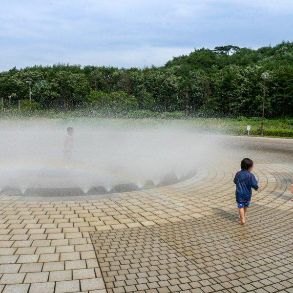 福島市で水遊びもできるおすすめ公園3選 夏休みは密を避けて水遊びに出かけようの画像