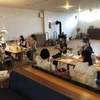 【開催報告】2021.9.4 tenten cafe@郡山(大人会)の画像